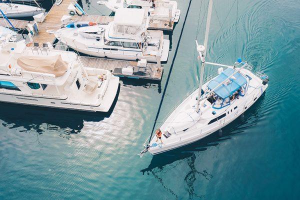 Activités nautiques et occupation du domaine public