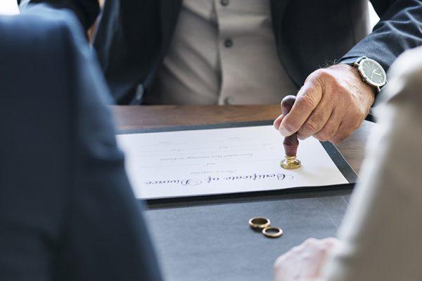 Divorce : nouvelle procédure